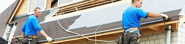 Re-roofing service