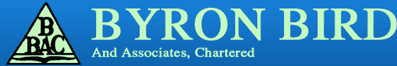 Byron Bird and Associates Chartered - Logo