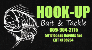 Hook up bait and tackle — 6