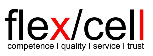 Flex-Cell - Logo