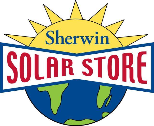 Sherwin Solar Store Logo
