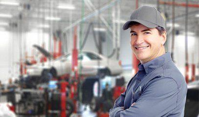 Auto repairman