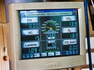 Smog Diagnostics