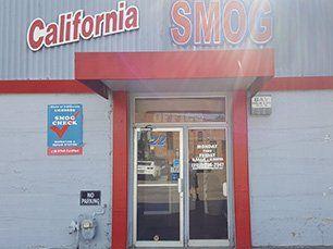 Smog Repairs