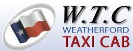 Weatherford Taxi Cab - logo