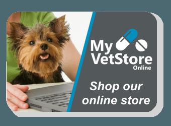 My VetStore logo