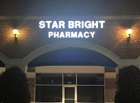 Star Bright Pharmacy Storefront