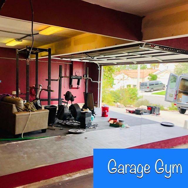 Large garage mirrors