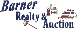 Barner Realty & Auction - Logo