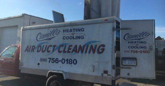 Duct Cleaning Vent Cleaning Warren Mi