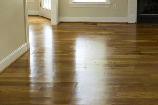 What do you use to clean your wood floors?