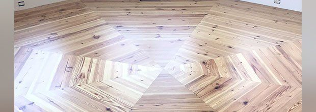 Heart Pine Flooring Wood Stairs Ailey Ga