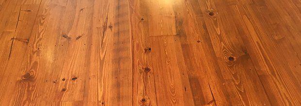 Heart Pine Flooring Wood Stairs Ailey Ga