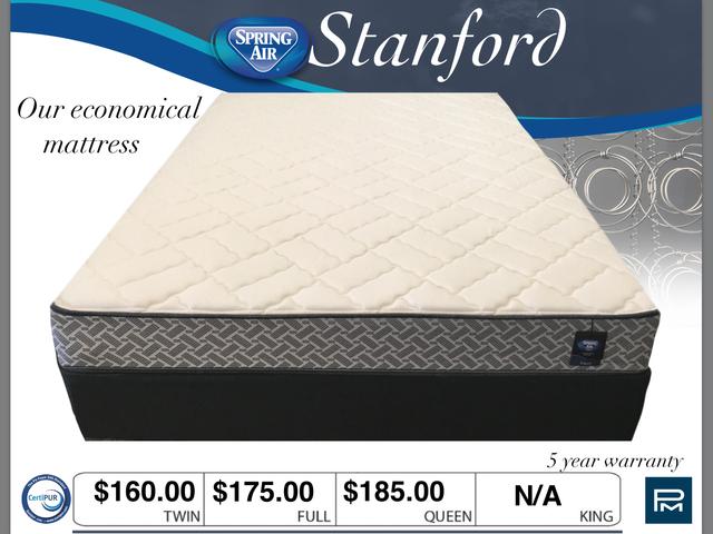 Guest bedroom mattress