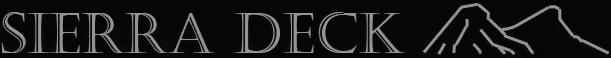 Sierra Deck - logo