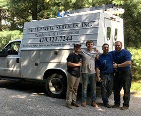 Gallup Well Services Inc.