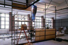 Convenience store construction