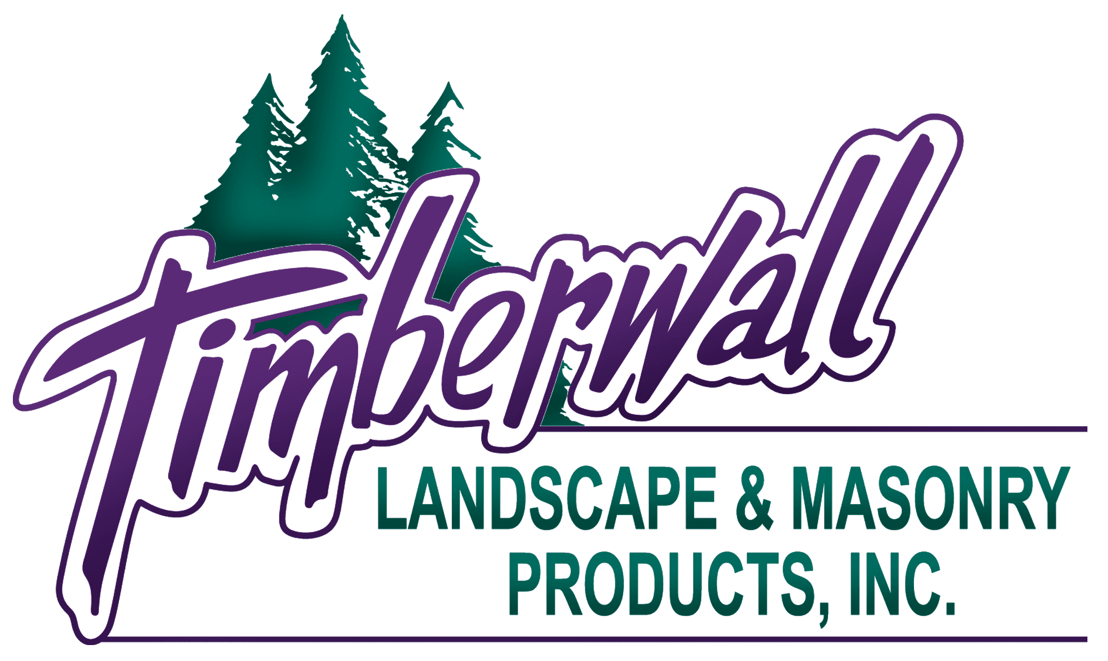 Timberwall Landscape & Masonry - Logo