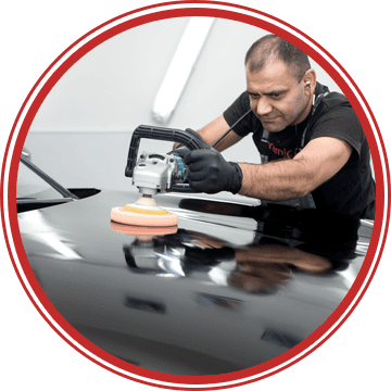 Car surface repair