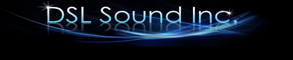 DSL Sound Inc. - logo