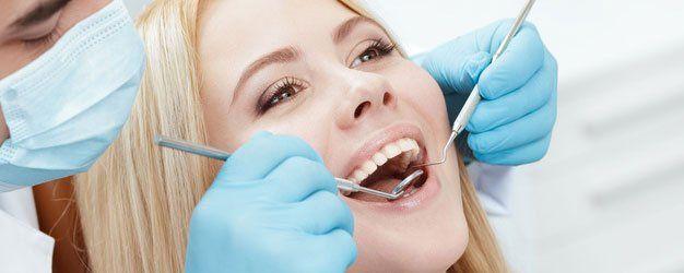 Adult dental service