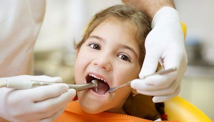 Children dental service