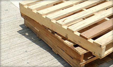 Pallet Recycling | Wooden Pallets | Saint Paul, MN