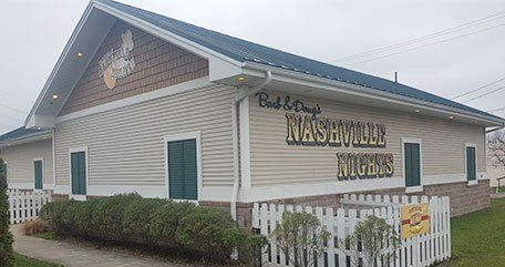 Nashville nights restaurant