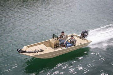 Pre-Owned Boats | Lund | Spicer, MN