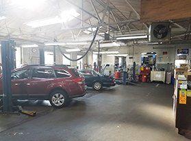 Complete auto repairs
