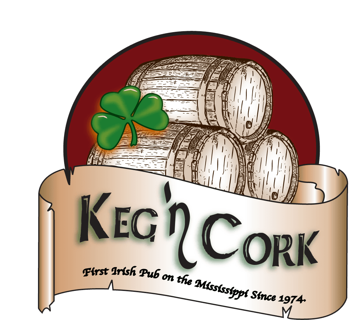 Keg n' Cork Logo