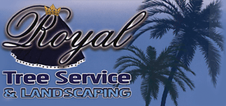 Royal Tree Service and Landscaping - Logo