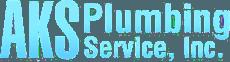 AKS Plumbing Service Inc.-logo