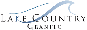 Lake Country Granite - Logo