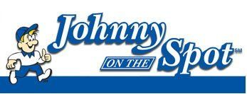 Johnny on the Spot - Logo