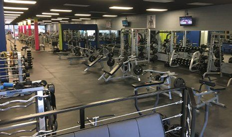 Infiniti fitness gym training olney il