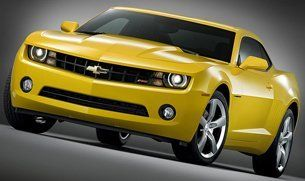 Yellow Color Car