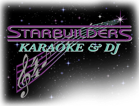 Starbuilders Karaoke & DJ - logo
