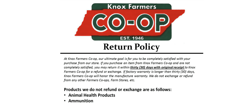Farm Supply Farm Equipment Knoxville Tn