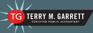 Terry M. Garrett, CPA - Logo