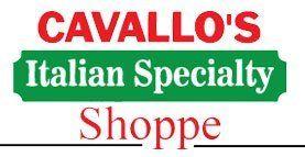 Cavallo's Italian Specialty Shoppe - Logo