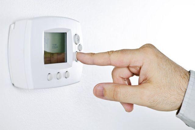 Residential air-conditioning repair