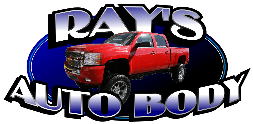 Ray's Auto Body - Logo