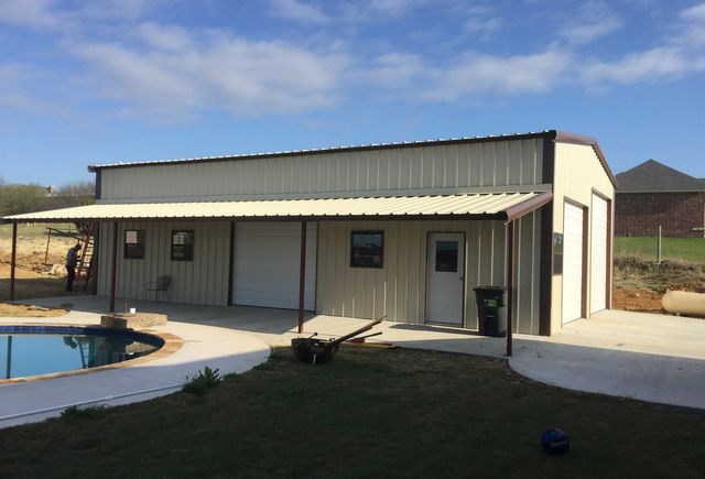 Big Four Metal Buildings | Barndominiums | Alvarado, TX Huge Barndominium