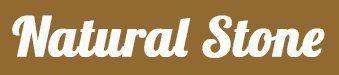 Natural Stone - Logo
