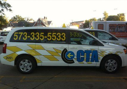 Cape Girardeau County Transit Authority taxi