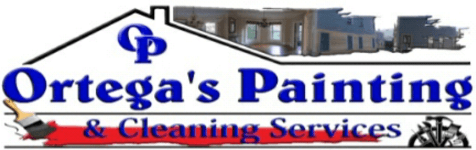 Ortega's Painting & Cleaning Services logo