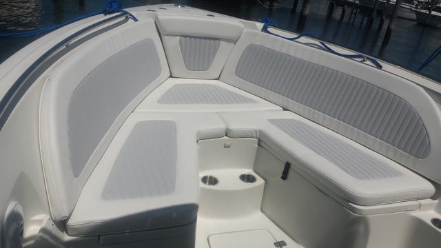 Boat Cushions & Topside Canvas u0026 Upholstery Inc | Awnings | Westbrook CT
