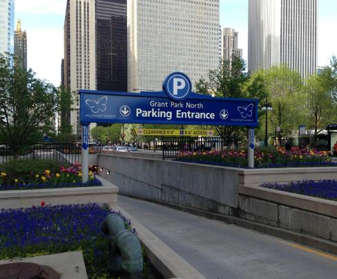 25 N Michigan-Grant North Parking Garage Phase 1