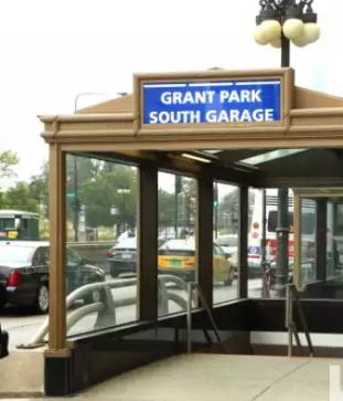 325 S Michigan-Grant South Parking Garage Phase 1